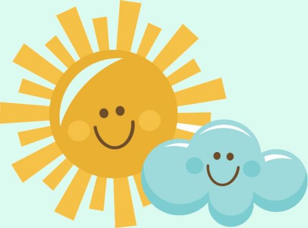 Free Sun Clipart Image