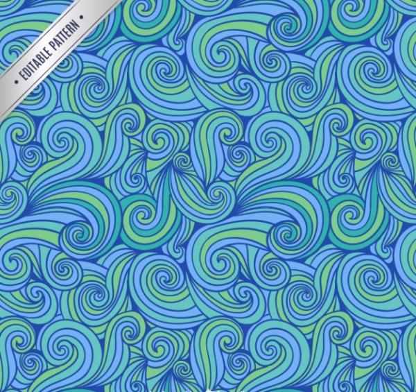 Free Swirl Pattern Design