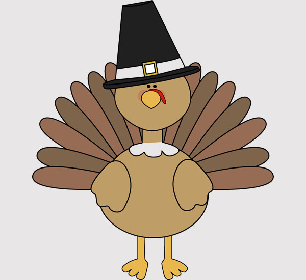 Free Thanksgiving Clipart Piligrim Graphics