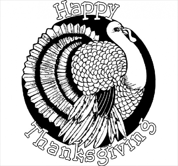 Hard Thanksgiving Coloring Pages For Adultsthanksgiving Printable