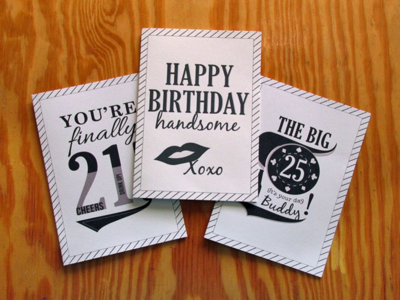 Free Unique Birthday Card