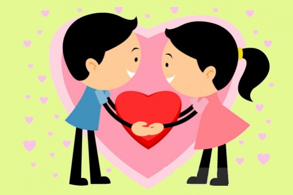 Free Valentines Day Clipart Image