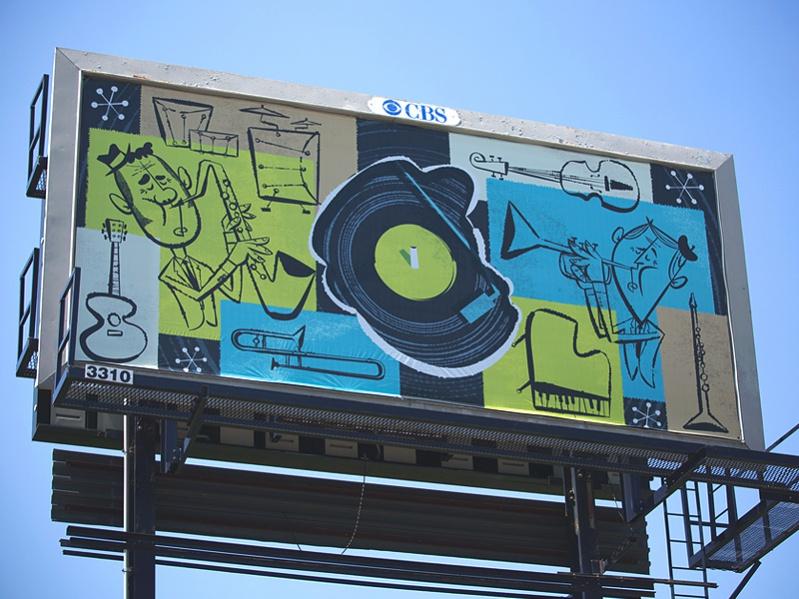 free-vector-billboard-template