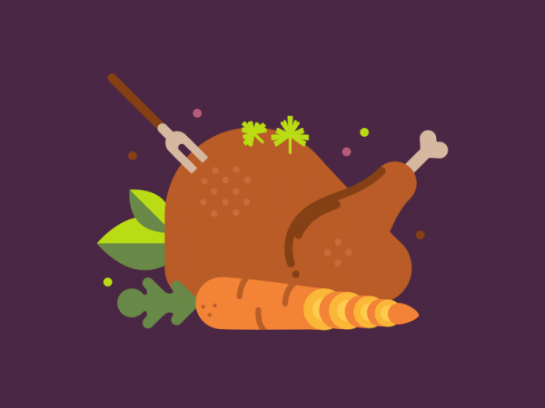 Free Vector Thanksgiving Clipart