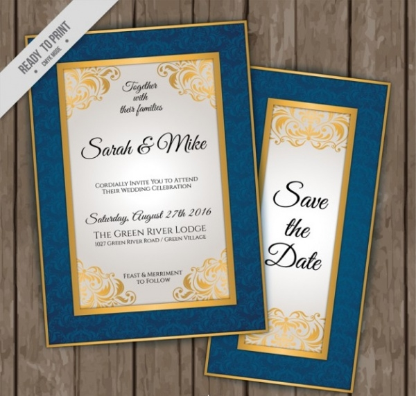 free-wedding-border-invitation-template