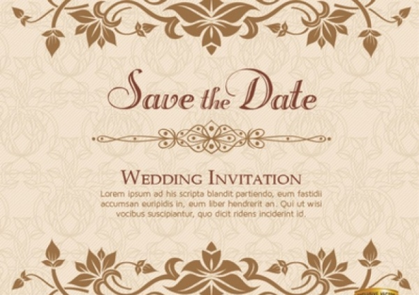 Free Wedding Invitation Design