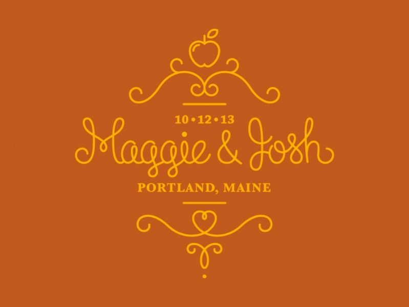 free-wedding-logo-design