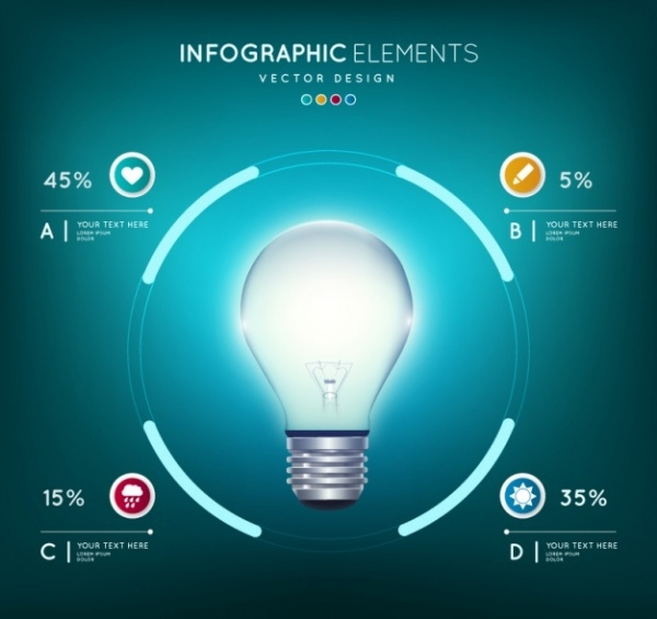 Free infographic Vector Design