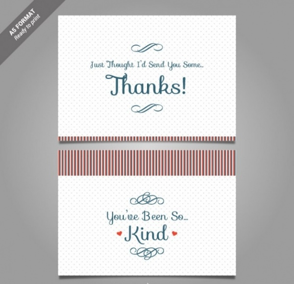 freethank-you-card-template