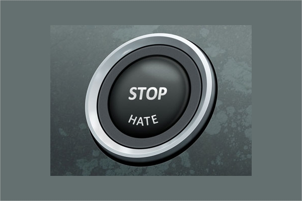 Fully Editable Stop Button