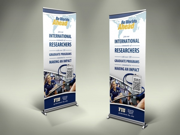 Graduate School Recruitment Banner