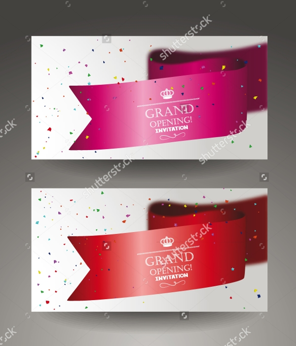 Grand Opening Event Outdoor Banner