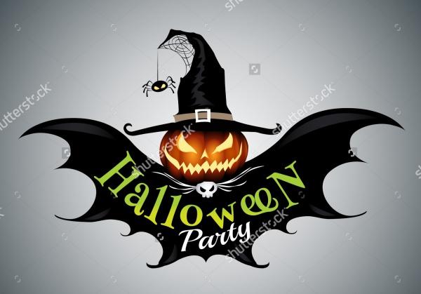 Halloween Logo design