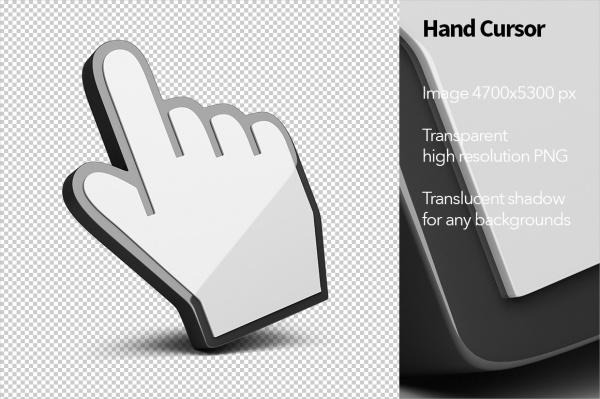 Hand Cursor Icons