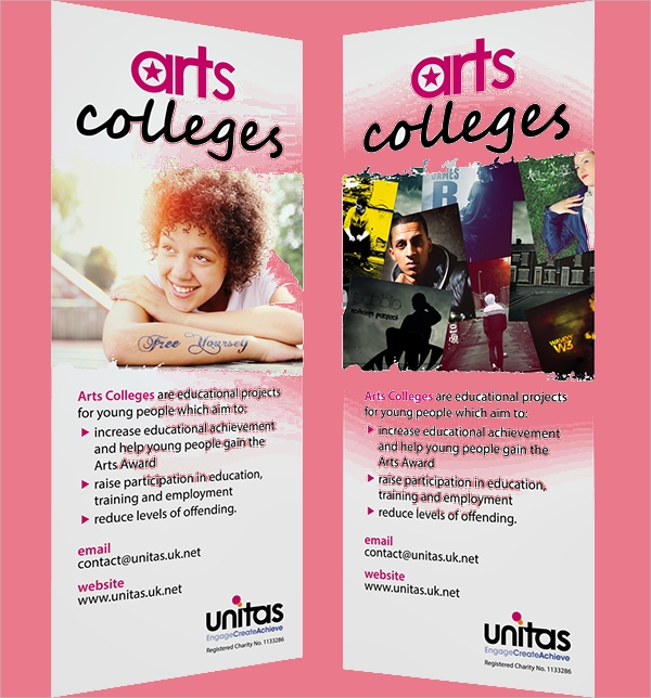 High Quality Arts Colleges banners