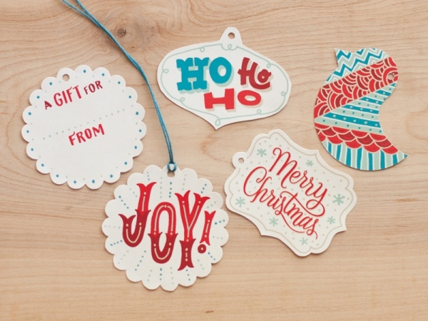 High Quality Gift Tags