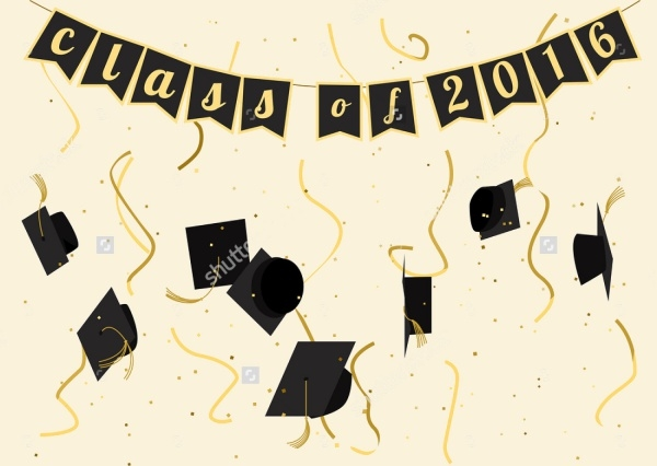 High Quality Graduation Banner