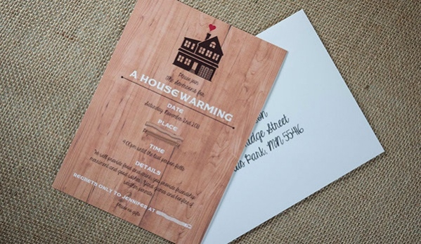 Housewarming Party Invitation Free