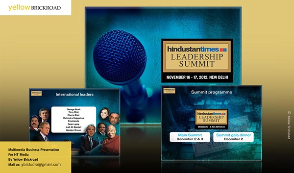 Interactive Multimedia Presentation