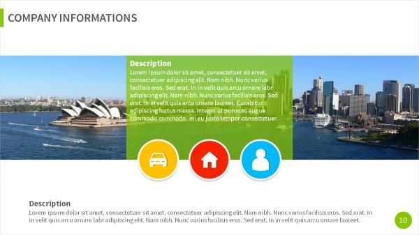 Keynote Multimedia Presentation