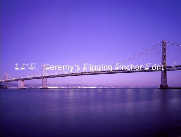 LMS Jeremy's Rigging Anchor Font