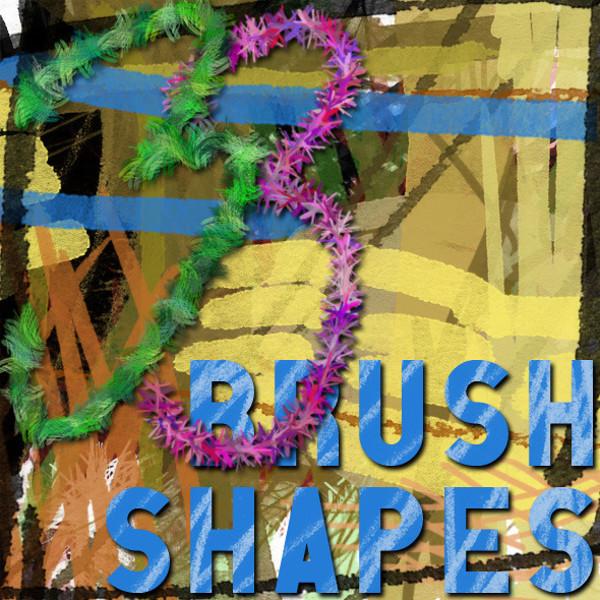 Marker Scratch Brushes
