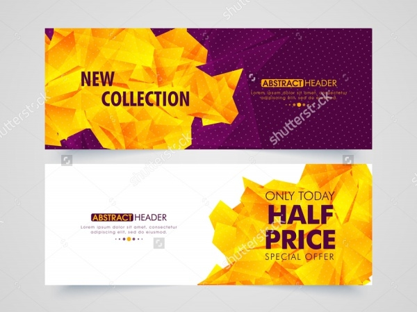 New Collection product Sale Banner