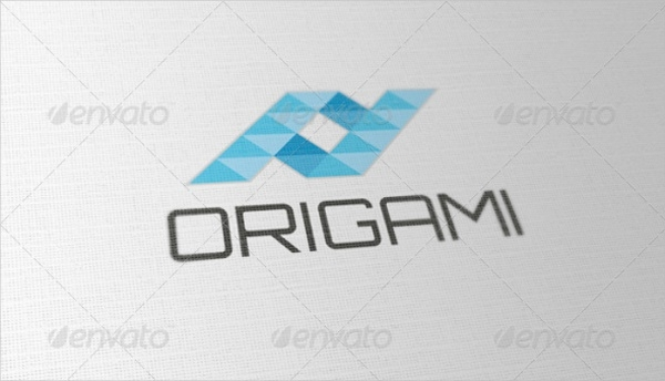 Origami Business Logo
