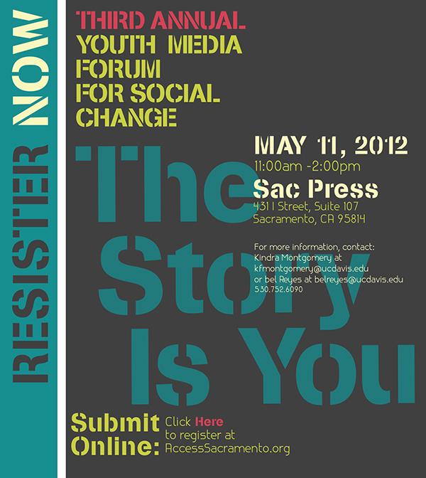 Printable Social MEdia Flyer