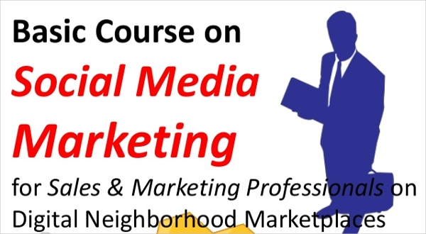 Professional Media Marketing Advertisement