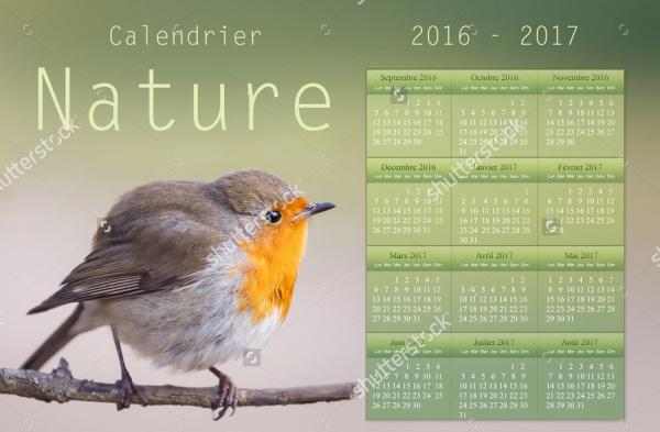 Public Academic Calendar