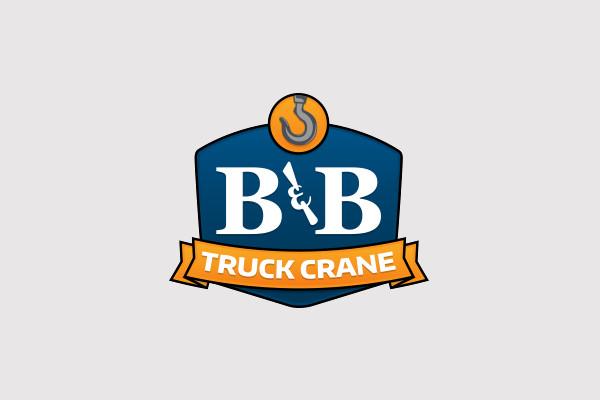 Retro School Banner Truck Logo