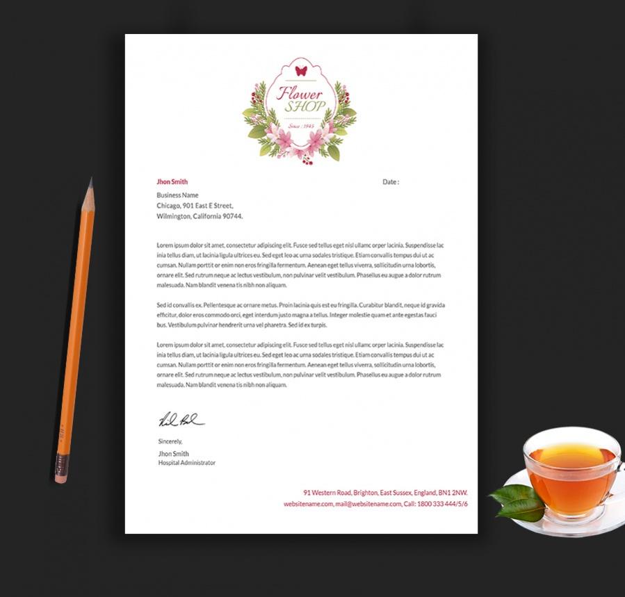 25  free letterheads  education  architecture  hospital