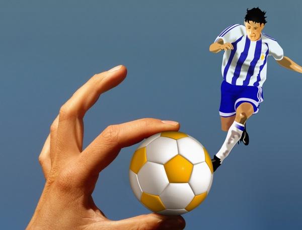 Royalty Free Football Image