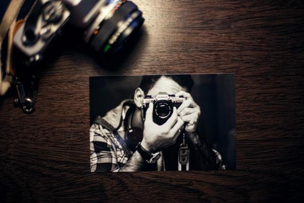 Royalty Free Photographer Image