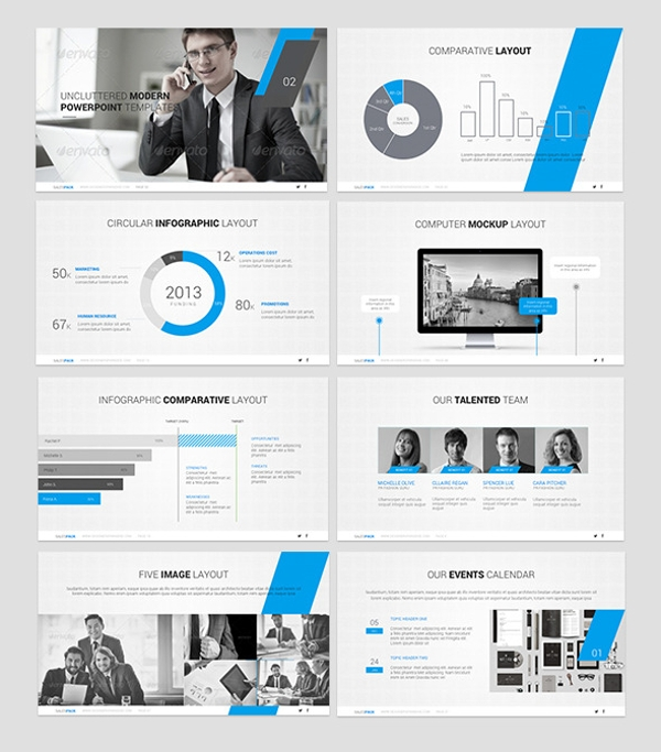 Sales Powerpoint Presentation