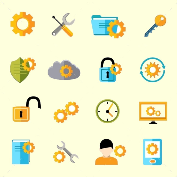 Setting Desktop Icons