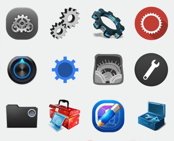 Setting Icons For Desktop