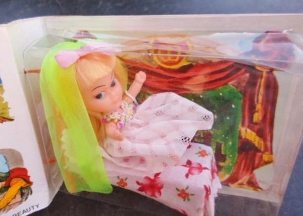 Sleeping Beauty Doll Package