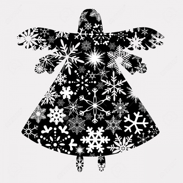 Snowflake Illustration Clip-art