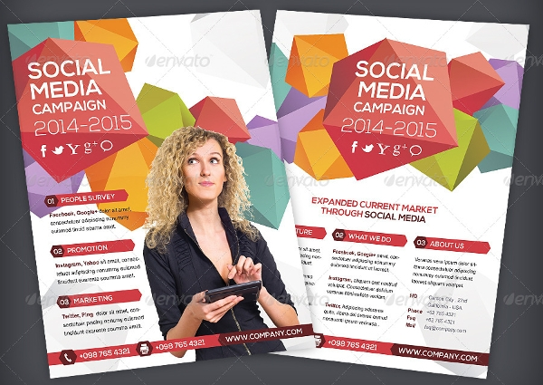 Social Media Flyers  Psd Ai Illustrator Download