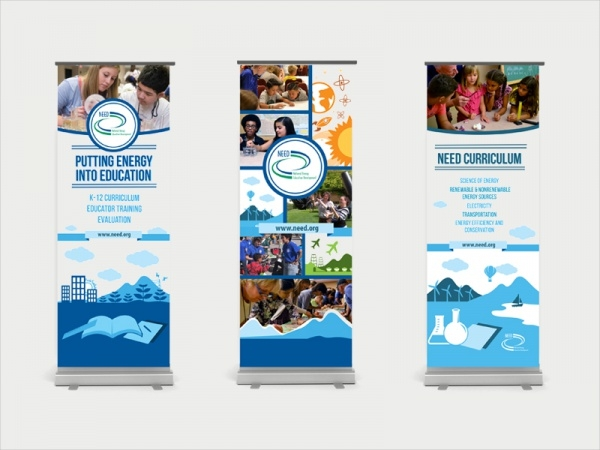 Student Engagement Educational Banners