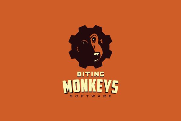 Typography Software Chimp Logo