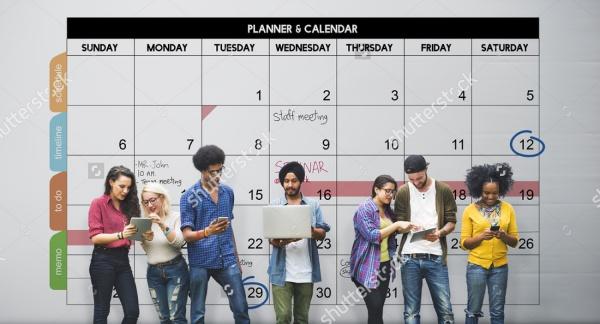 University Academic Calendar