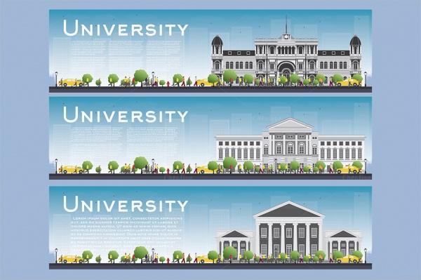University Banner for Education