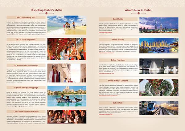 Useful Tourism Brochure Design