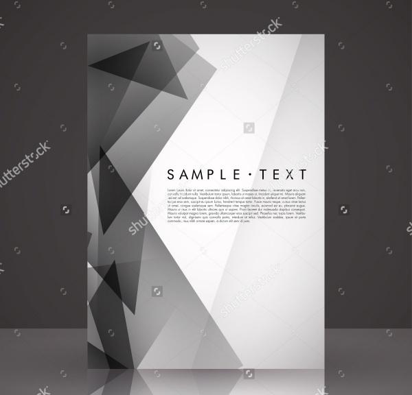 Vector Elegant Flyer Design