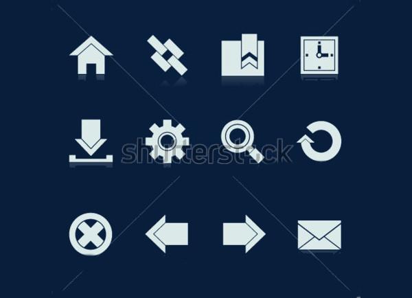 Web & Tool Setting icons