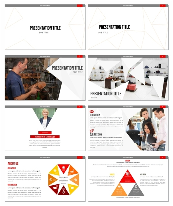 Xcite Sales Presentation Template