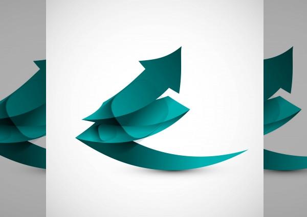 Arrow Illustration Vector Free